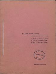 La venta de Don Quijote : comedia lírica en un acto, en prosa y verso / original de Carlos Fernández Shaw ; música del maestro Chapí.