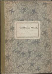 """Cuaderno 48 (Abril-Junio de 1950). Estreno de la obra """"A todo color"""" en Madrid. Críticas en prensa y otra documentación."""