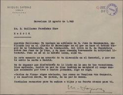 See work details: La leçon de Jean de la Croix. Español