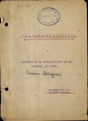 La maga de Oriente : zarzuela en un acto, dividido en dos cuadros, en prosa /[ libro de Rafael Fernández-Shaw.