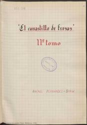 See work details: El canastillo de fresas; El gaitero de Gijón; Estampas Isabelinas; María la O