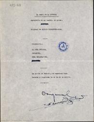 La chica de la portera : apropósito en un cuadro, en prosa / original de Rafael Fernández-Shaw.