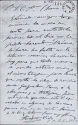 Cartas de Amadeo Vives a Carlos Fernández Shaw.
