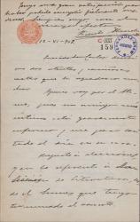 Cartas de Vicente Almela a Carlos Fernández Shaw.