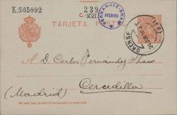 Cartas de Eduardo del Palacio a Carlos Fernández Shaw.