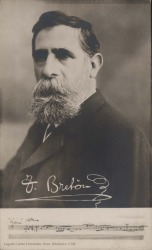 Fotografía de Tomás Bretón.