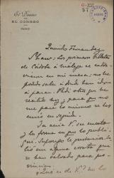 Cartas de José Trullás a Carlos Fernández Shaw.