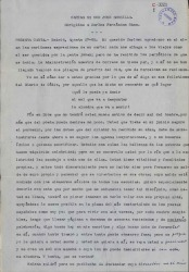 Cartas de José Zorrilla a Carlos Fernández Shaw.