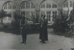 """Fotografía de """"La canción del olvido"""" de Federico Romero y Guillermo Fernández-Shaw, música de José Serrano."""