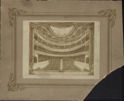 Fotografía del aforo del Teatro Apolo.