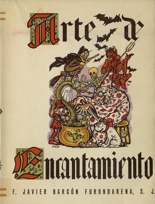 Book : Arte de encantamiento