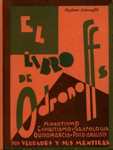 Libro : El libro de Odronoffs