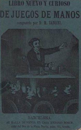 Libro : Libro nuevo y curioso de juegos de manos