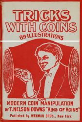 Ver ficha del libro: TRICKS WITH COINS OR MODERN COIN MANIPULATION