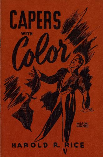 Book : Capers with color