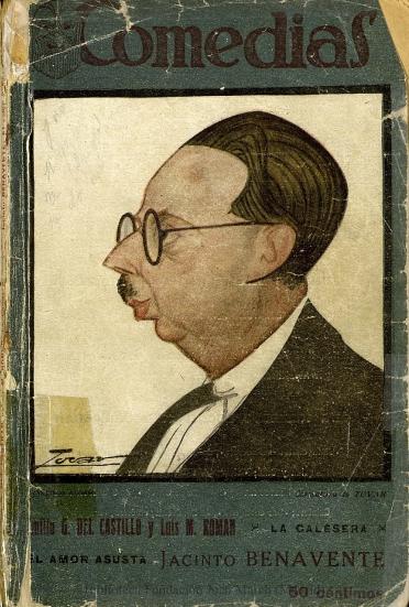La calesera:zarzuela en tres actos, el segundo dividido en dos cuadros, en prosa y verso
