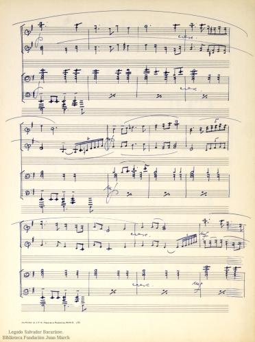 Le Sang d'Antigone:op. 99 : piano a 4 mains