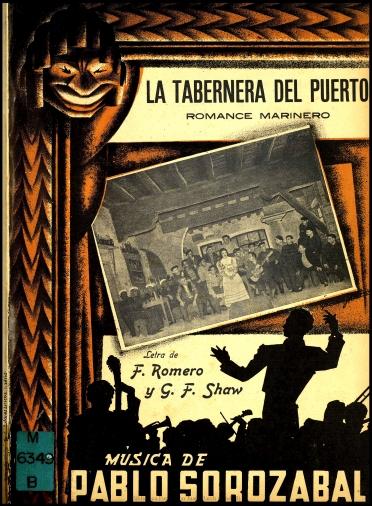 La tabernera del puerto:romance marinero : N. 6, Juan de Eguía