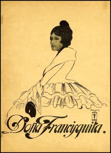 Doña Francisquita:N. 2, Francisquita, Fernando y Cardona : Siempre es el amor