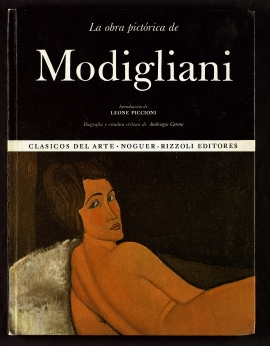 La Obra pictórica de Modigliani