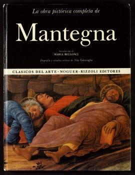 La Obra pictórica completa de Mantegna