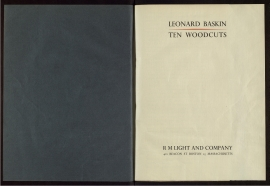 Ten woodcuts