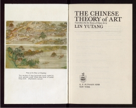 The Chinese theory of art