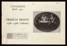 French prints, 17th-19th century