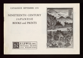 Nineteenth century Japanese books and prints