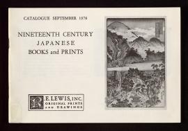 Nineteenth century Japanese books and prints