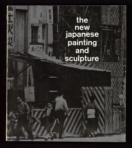 The New Japanese painting and sculpture
