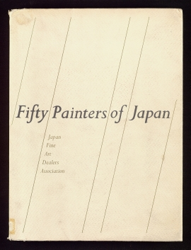 Fifty painters of Japan