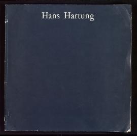 Hans Hartung, 1971-1974
