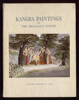 Kangra paintings of the Bhagavata Purana
