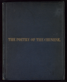 The Poetry of the Chinese