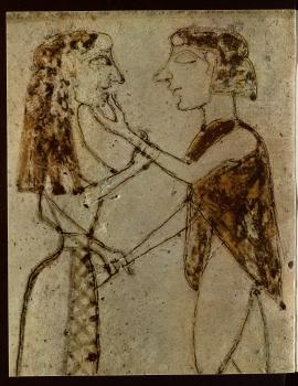 Nacimiento del arte griego