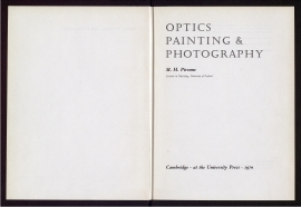 Optics painting & photography