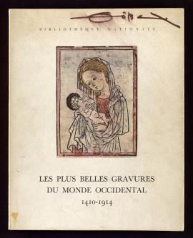 Les Plus belles gravures du Monde Occidental, 1410-1914