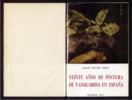Veinte años de pintura de vanguardia en España