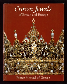 Crown jewels of Britain and Europe