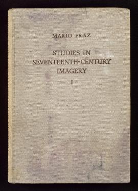 Studies in seventeenth-century imagery