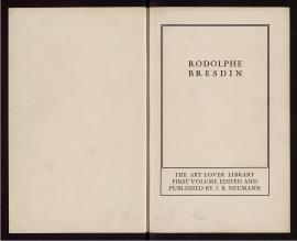 Rodolphe Bresdin