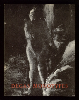 Degas monotypes
