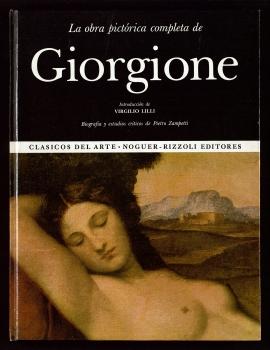 La Obra completa de Giorgione
