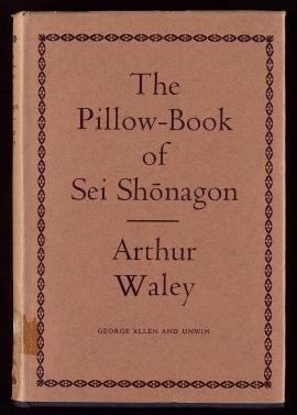 The Pillow-book of Sei Shonagon