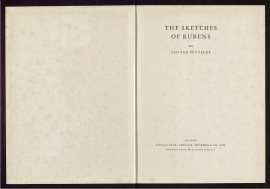 The Sketches of Rubens