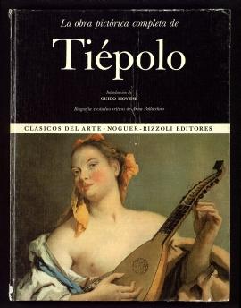 La Obra pictórica completa de Tiépolo