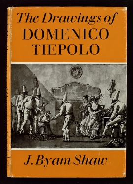 The Drawings of Domenico Tiepolo