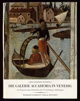 Die Galerie Accademia in Venedig