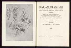 Italian drawings in the Department of Prints and Drawings in the British Museum